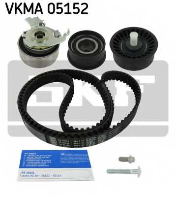 Комплект ремня ГРМ SKF VKMA 05152 - изображение 1