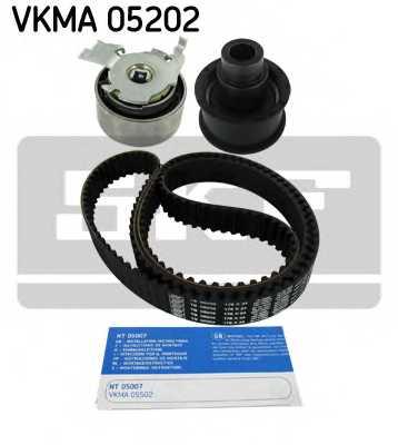 Комплект ремня ГРМ SKF VKMA 05202 - изображение