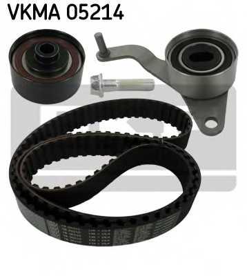 Комплект ремня ГРМ SKF VKMA 05214 - изображение