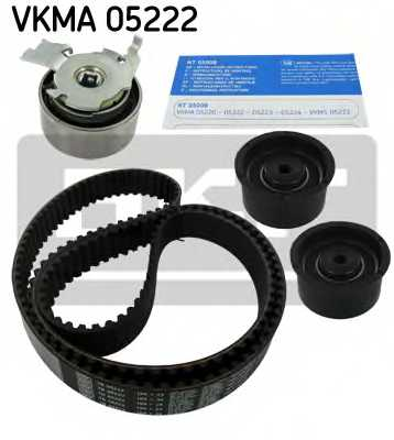 Комплект ремня ГРМ SKF VKMA 05222 - изображение 1