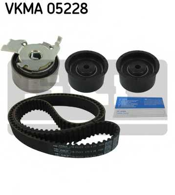 Комплект ремня ГРМ SKF VKMA 05228 - изображение
