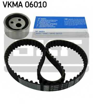 Комплект ремня ГРМ SKF VKMA 06010 - изображение