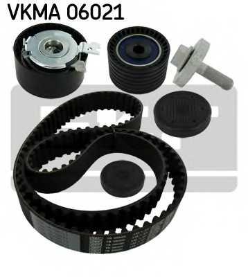 Комплект ремня ГРМ SKF VKMA 06021 - изображение 1