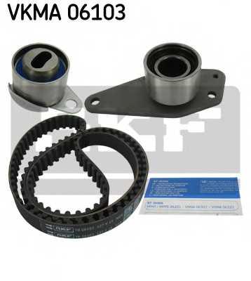 Комплект ремня ГРМ SKF VKMA 06103 - изображение