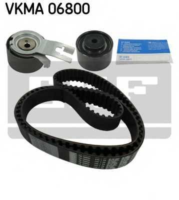 Комплект ремня ГРМ SKF VKMA 06800 - изображение