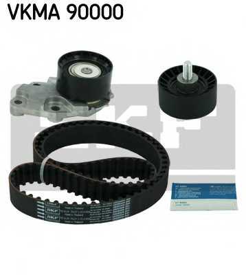 Комплект ремня ГРМ SKF VKMA 90000 - изображение 1