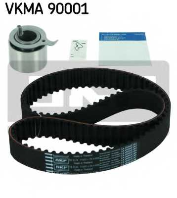 Комплект ремня ГРМ SKF VKMA 90001 - изображение 1