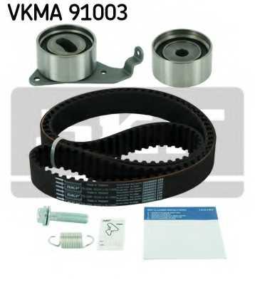 Комплект ремня ГРМ SKF VKMA 91003 - изображение