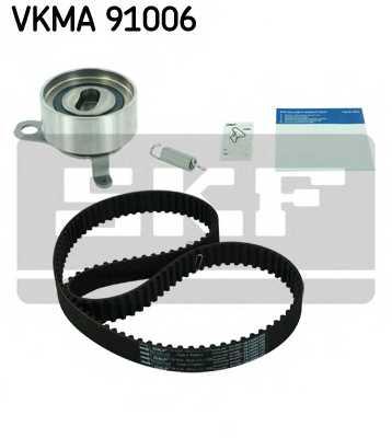 Комплект ремня ГРМ SKF VKMA 91006 - изображение