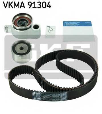 Комплект ремня ГРМ SKF VKMA 91304 - изображение