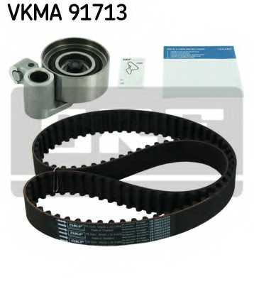 Комплект ремня ГРМ SKF VKMA 91713 - изображение