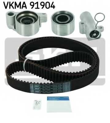 Комплект ремня ГРМ SKF VKMA 91904 - изображение 1