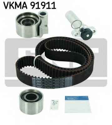 Комплект ремня ГРМ SKF VKMA 91911 - изображение 1