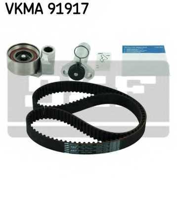 Комплект ремня ГРМ SKF VKMA 91917 - изображение