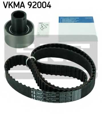 Комплект ремня ГРМ SKF VKMA 92004 - изображение