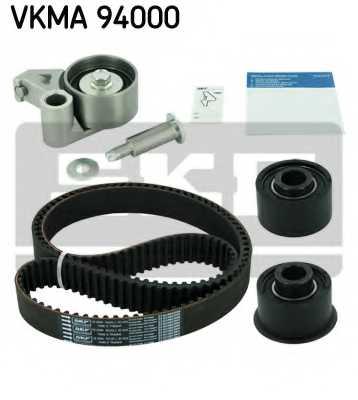Комплект ремня ГРМ SKF VKMA 94000 - изображение