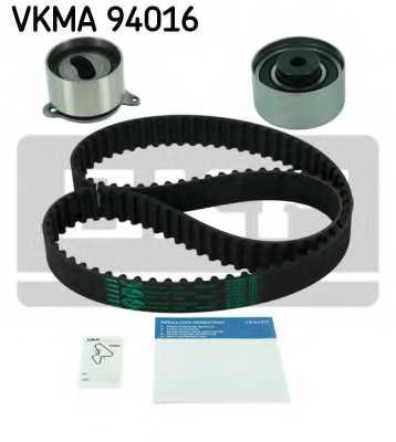 Комплект ремня ГРМ SKF VKMA 94016 - изображение