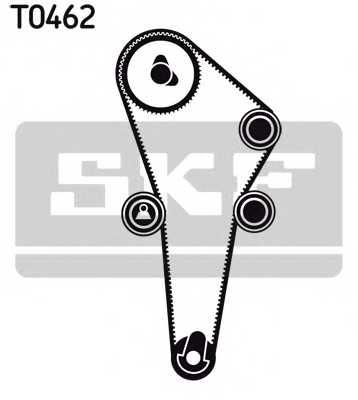 Комплект ремня ГРМ SKF VKMA 94609 - изображение 1