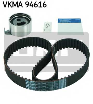 Комплект ремня ГРМ SKF VKMA 94616 - изображение
