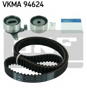Комплект ремня ГРМ SKF VKMA 94624 - изображение