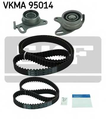 Комплект ремня ГРМ SKF VKMA 95014 - изображение