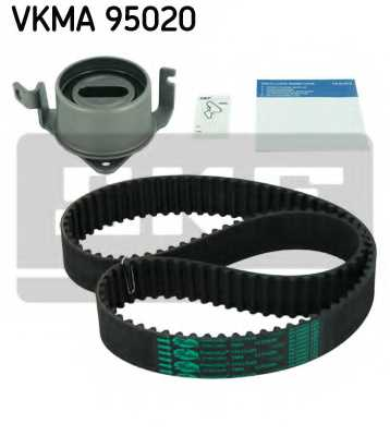 Комплект ремня ГРМ SKF VKMA 95020 - изображение