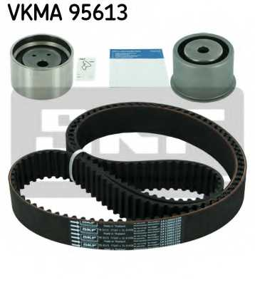 Комплект ремня ГРМ SKF VKMA95613 - изображение