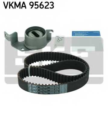 Комплект ремня ГРМ SKF VKMA 95623 - изображение