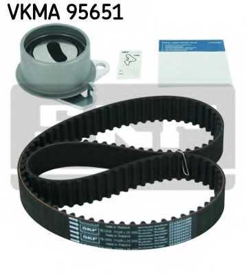Комплект ремня ГРМ SKF VKMA 95651 - изображение 1