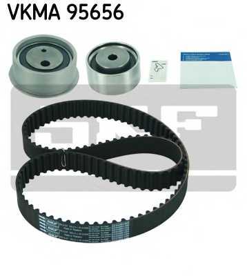 Комплект ремня ГРМ SKF VKMA 95656 - изображение