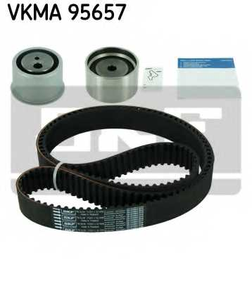 Комплект ремня ГРМ SKF VKMA 95657 - изображение 1