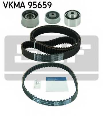 Комплект ремня ГРМ SKF VKMA 95659 - изображение