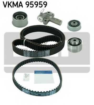 Комплект ремня ГРМ SKF VKMA 95959 - изображение 1