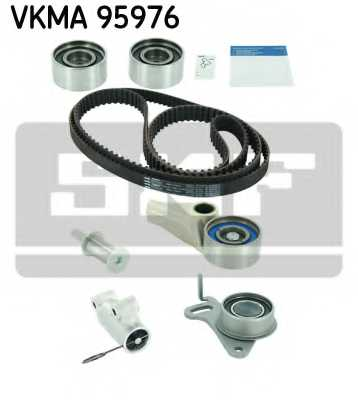 Комплект ремня ГРМ SKF VKMA 95976 - изображение