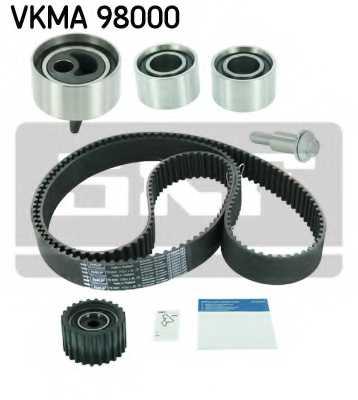 Комплект ремня ГРМ SKF VKMA 98000 - изображение 1