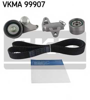 Комплект ремня ГРМ SKF VKMA 99907 - изображение