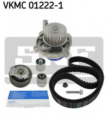 Водяной насос + комплект зубчатого ремня SKF VKMC 01222-1 - изображение 1