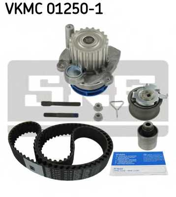 Водяной насос + комплект зубчатого ремня SKF VKMC 01250-1 - изображение 1