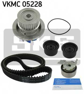Водяной насос + комплект зубчатого ремня SKF VKMC 05228 - изображение 1