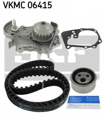 Водяной насос + комплект зубчатого ремня SKF VKMC06415 - изображение 1