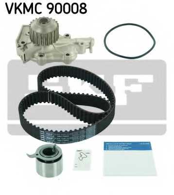 Водяной насос + комплект зубчатого ремня SKF VKMC 90008 - изображение
