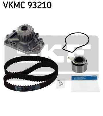 Водяной насос + комплект зубчатого ремня SKF VKMC93210 - изображение 1