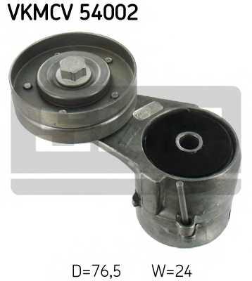 Натяжной ролик поликлиновогоременя SKF VKMCV 54002 - изображение