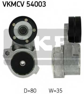 Натяжной ролик поликлиновогоременя SKF VKMCV 54003 - изображение