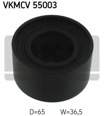 Паразитный / ведущий ролик поликлинового ременя SKF VKMCV55003 - изображение