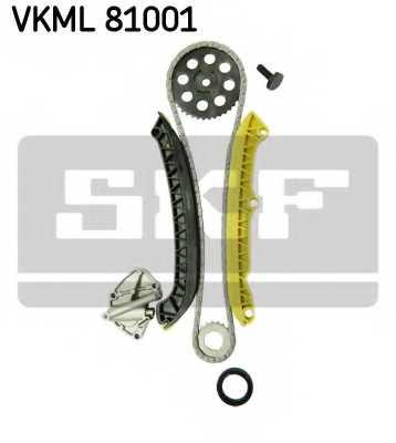 Комплект цели привода распредвала SKF VKML 81001 - изображение