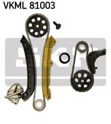 Комплект цели привода распредвала SKF VKML 81003 - изображение