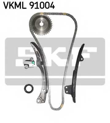 Комплект цели привода распредвала SKF VKML 91004 - изображение
