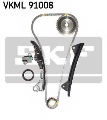 Комплект цели привода распредвала SKF VKML 91008 - изображение