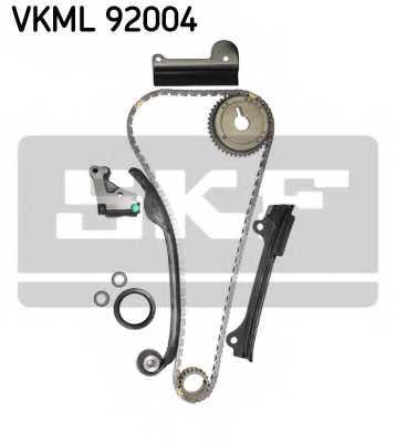 Комплект цели привода распредвала SKF VKML 92004 - изображение